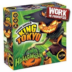 King of Tokyo: Halloween 2nd Edition