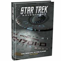 Star Trek Adventures RPG: Core Rulebook Collector's Edition