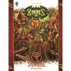 Hordes: Forces of Hordes - Skorne Command (Softcover)