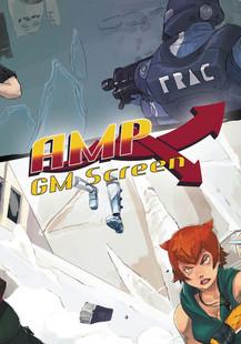 AMP RPG: Year One - GM Screen (Clearance)
