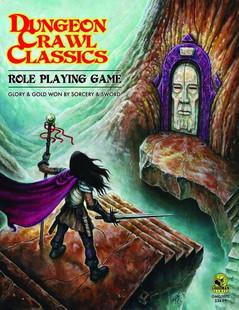 Dungeon Crawl Classics RPG: Core Rulebook (Hardcover)