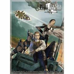 Final Fantasy TCG: FFXII Fran & Balthier Card Sleeves (60ct)