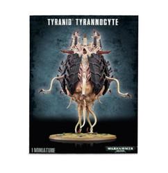 Warhammer 40K: Tyranid Tyrannocyte/Sporocyst & Mucolid Spore