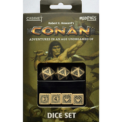 Conan RPG: Dice Set