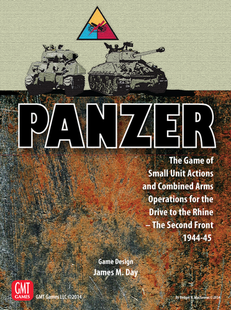 Panzer: Expansion #3 - Drive to the Rhine - The 2nd Front