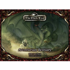 The Dark Eye RPG: Aventurian Bestiary Card Pack