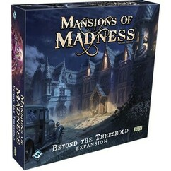 Mansions of Madness: Beyond the Threshold Expansion (2nd Edition)