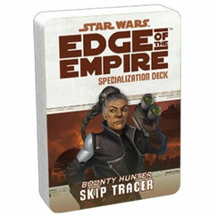 Star Wars: Edge of the Empire RPG - Skip Tracer Specialization Deck