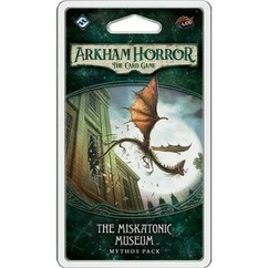 Arkham Horror LCG: The Miskatonic Museum Mythos Pack (On Sale)