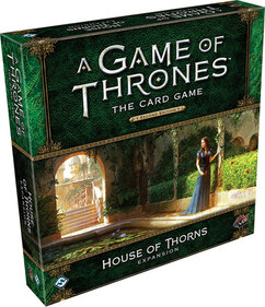 A Game of Thrones LCG: 2nd Edition House of Thorns Expansion