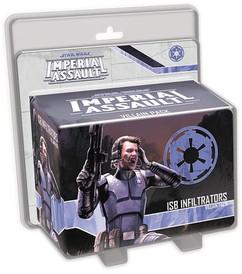 Star Wars: Imperial Assault - ISB Infiltrators Villain Pack