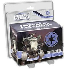 Star Wars: Imperial Assault - General Weiss Villain Pack