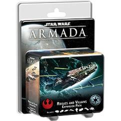 Star Wars: Armada - Rogues & Villains Expansion Pack