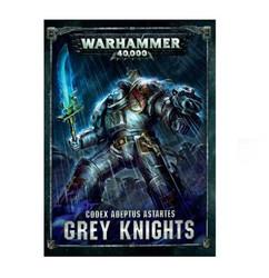 Warhammer 40K: Codex - Grey Knights