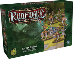 Runewars Miniatures Game: Leonx Riders Expansion