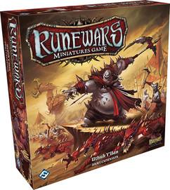 Runewars: The Miniatures Game Uthuk Y'llan Army Expansion