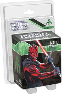 Star Wars Imperial Assault: Maul Villain Pack