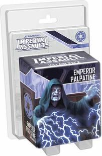 Star Wars Imperial Assault: Emperor Palpatine Villain Pack
