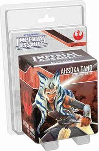 Star Wars Imperial Assault: Ahsoka Tano Ally Pack