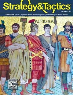 Strategy & Tactics #306 Game Edition: Agricola