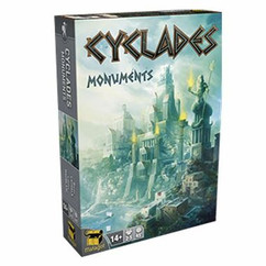 Cyclades: Monuments Expansion