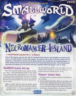Small World: Necromancer Island Expansion