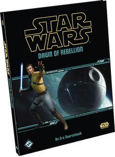 Star Wars RPG: Dawn of Rebellion (Hardcover)