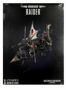 Warhammer 40K: Drukhari - Raider