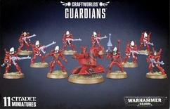 Warhammer 40K: Craftworlds - Guardians