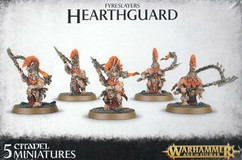 Warhammer Age of Sigmar: Fyreslayers - Hearthguard Berzerkers/Auric Hearthguard