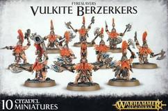 Warhammer Age of Sigmar: Fyreslayers - Vulkite Berzerkers