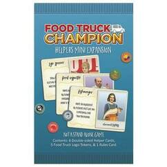 Food Truck Champion: Helpers Mini Expansion