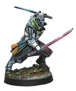 Infinity Yu Jing: Shikami (Combi Rifle)