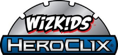 Heroclix: 15 Assorted Miniatures w/ Cards (Includes 1+ Rare)