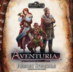 The Dark Eye: Aventuria - Heroes' Struggle Expansion