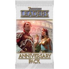 7 Wonders: Leaders Anniversary Pack Expansion