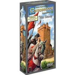 Carcassonne: Expansion 4 The Tower