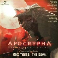 Apocrypha: The Devil Expansion