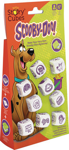 Rory's Story Cubes: Scooby Doo Dice Set