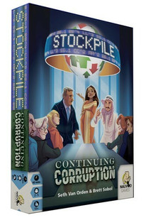 Stockpile: Continuing Corruption Expansion
