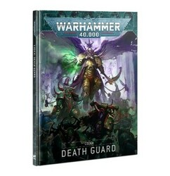 Warhammer 40K: Codex - Death Guard