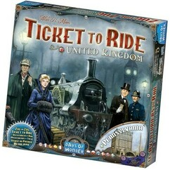 Ticket to Ride: United Kingdom/Pennsylvania Map Collection 5
