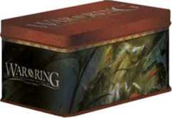 War of the Ring 2nd Edition: Card Tin & Sleeves
