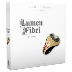 T.I.M.E. Stories: Lumen Fidei Expansion
