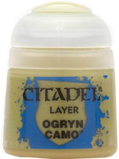 Citadel Layer Paint: Ogryn Camo (12ml)