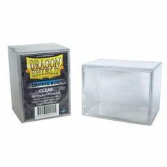 Dragon Shield Deck Box Clear