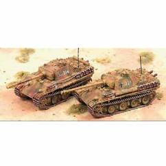 Sherman Leader: German Miniatures Set