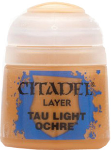 Citadel Layer Paint: Tau Light Ochre (12ml)