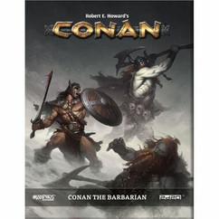 Conan RPG: Conan the Barbarian (Hardcover)