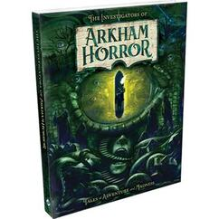 The Investigators of Arkham Horror (Hardcover)